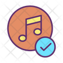 Approved Song Icon