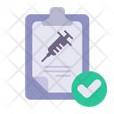Approved Test Icon