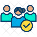 Approved Users Icon