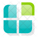 Apps Menu Grid Icon