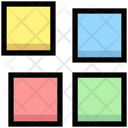 Apps Application Boxes Icon