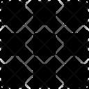 Apps Menu Grid Icon