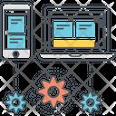 Apps Development Application Development Responsive Icon
