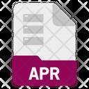 Apr file Icon