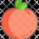 Apricot Food Icon