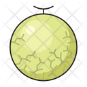 Apricot Fruit Nutrition Icon
