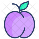 Apricots Cooking Food Icon