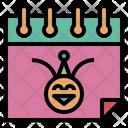 April Fool Day Icon