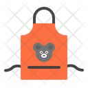 Apron Kitchen Cook Icon
