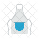 Apron Cloth Cooking Icon