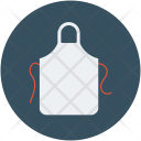 Apron Beauty Robe Icon