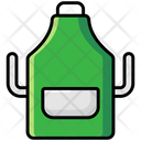 Apron Barber Apron Cooking Apparel Icon
