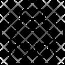 Apron Shield Cover Icon