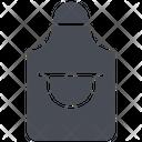 Apron Pocket Red Icon