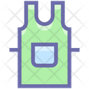 Apron Cooking Dress Kitchen Icon