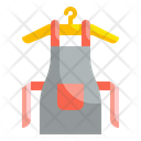 Apron Chef Cooking Icon