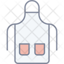 Apron Overall Protection Icon