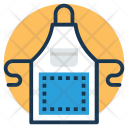 Safety Apron Vest Icon