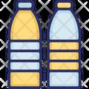 Aqua Beverage Mineral Water Icon