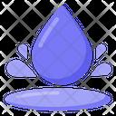 Aqua Drop Icon