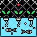 Aquaponic Icon