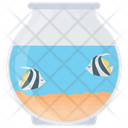 Aquarium Fish Tank Freshwater Fish Icon