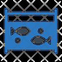 Aquarium Fish Interior Icon