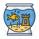 Aquarium Fish Water Icon