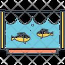 Aquarium Aquaria Aquatic Port Icon