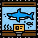 Aquarium Aquatic Sea Icon