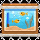 Aquarium Fish Animal Icon