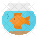 Fish Bowl Pet Icon