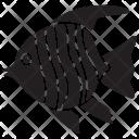 Marine Pet Underwater Icon