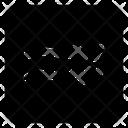 Aquarius Astrology Symbol Icon