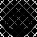 Aquarius Zodiac Sign Icon