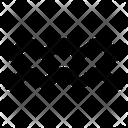 Aquarius Symbol Icon