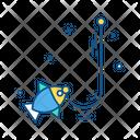 Aquatic Animal Fish Icon