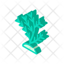 Aquatic Coral Isometric Icon