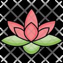 Aquatic Flower Icon