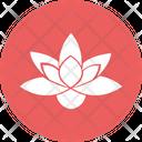 Aquatic Flower Flower Lotus Icon