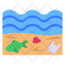 Water Pollution Ocean Pollution Plastic Pollution Icon