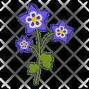 Wildflowers Flowers Plants Icon