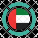Arab Emirates Flag Icon