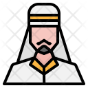 Arab Male Man Icon