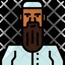 Avatar Arab Man Icon