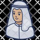 Arab Man Icon