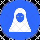 Arab Women Icon