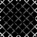 Arabesque Abstract Geometric Icon
