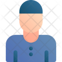 Muslim Avatar Man Icon