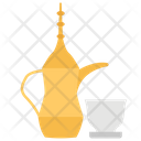 Arabian Coffee Icon